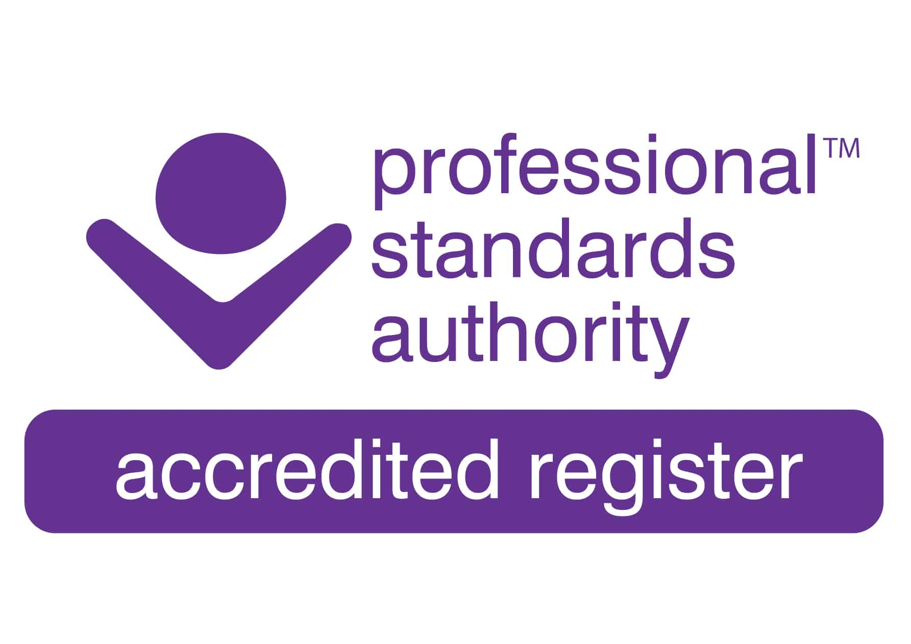 Professional Standards Authority Mark
